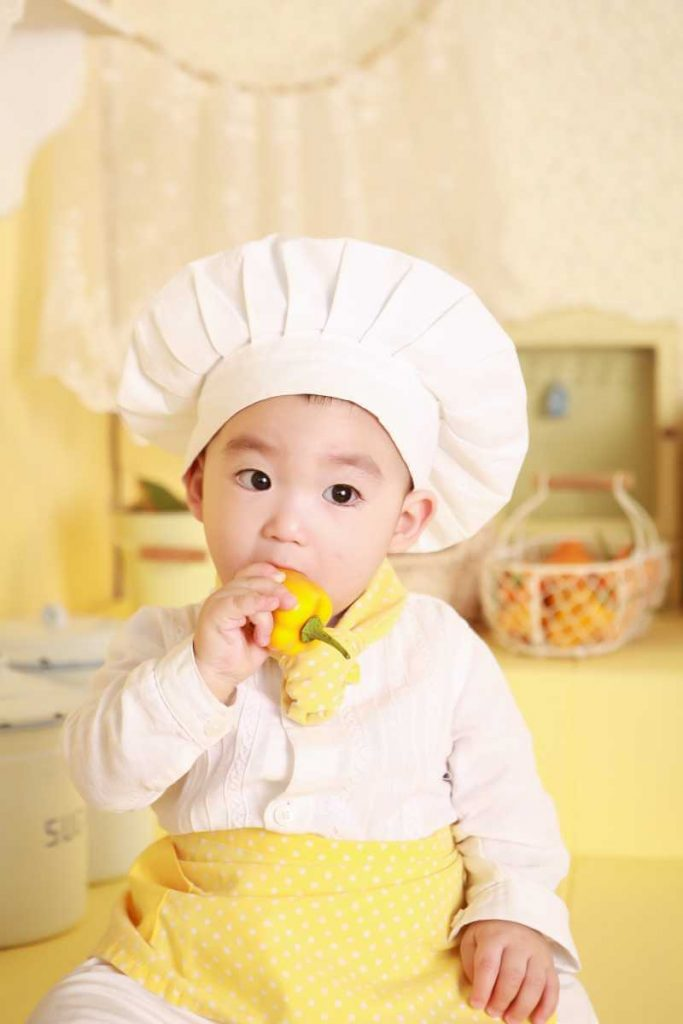 baby-led-weaning-chef-baby